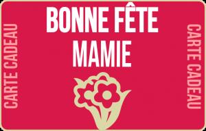 Bonne fête mamie!