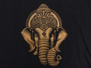 TSrt39 T-Shirt Ganesh