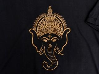 TSrt45 T-Shirt Ganesh Om