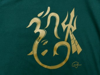 TSrt49 T-Shirt Ganesh Om