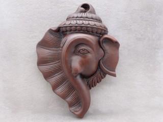 TCC52 Ganesh en Terre Cuite