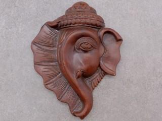 TCC56 Ganesh en Terre Cuite