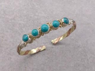 BrD330 Bracelet 3 Métaux