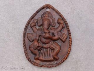 TCC66 Ganesh en Terre Cuite