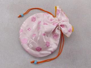 PochTib99 Petite Pochette Tibétaine pour Mala