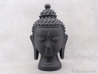 TCC86 Bouddha en Terre Cuite