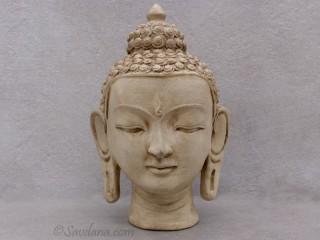 TCC87 Bouddha en Terre Cuite