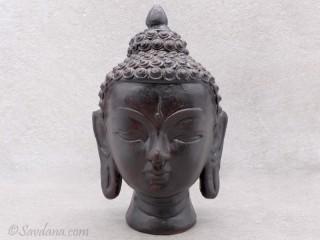 TCC88 Bouddha en Terre Cuite