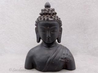 TCC89 Bouddha en Terre Cuite