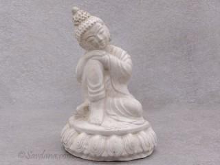 TCC90 Bouddha en Terre Cuite