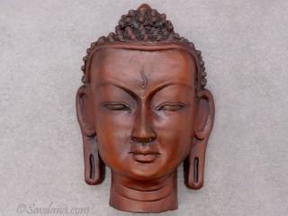 TCC91 Bouddha en Terre Cuite