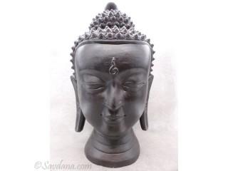 TCC117 Bouddha en Terre Cuite