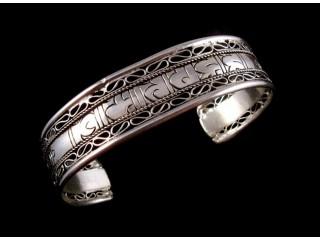 BrD45 Bracelet Tibétain Mantra