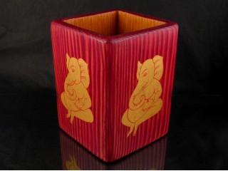 PCr09 Pot à Crayons Ganesh