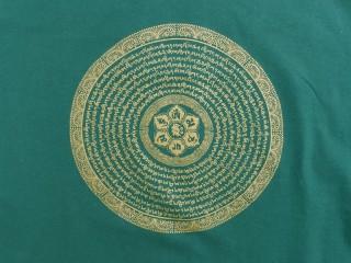 TSrt62 T-Shirt Mantra Mandala