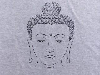 TSrt63 T-Shirt Bouddha
