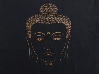 TSrt64 T-Shirt Bouddha