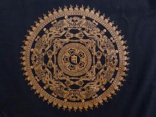 TSrt67 T-Shirt Mandala Chhepu Dorje