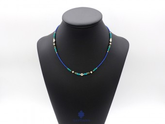 CD149 Collier Tibétain 47 cm