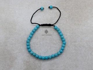 BrD373 Bracelet Tibétain