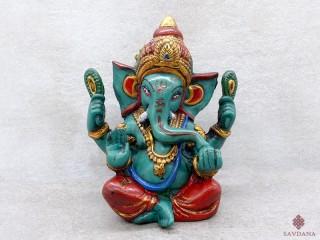 St84 Statue Ganesh Om