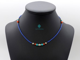 CD164 Collier Tibétain