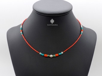 CD166 Collier Tibétain