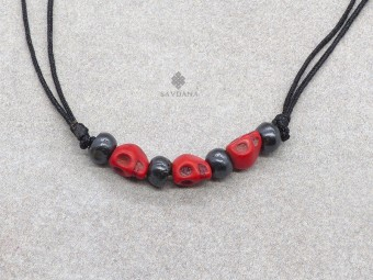 CD189 Collier Tibétain