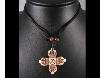 CD13 Collier Tibétain Dorje Vajra