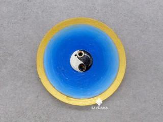 BE66. Brûle-Encens Tibétain Yin Yang