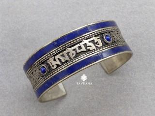BrD412 Bracelet Tibétain Mantra