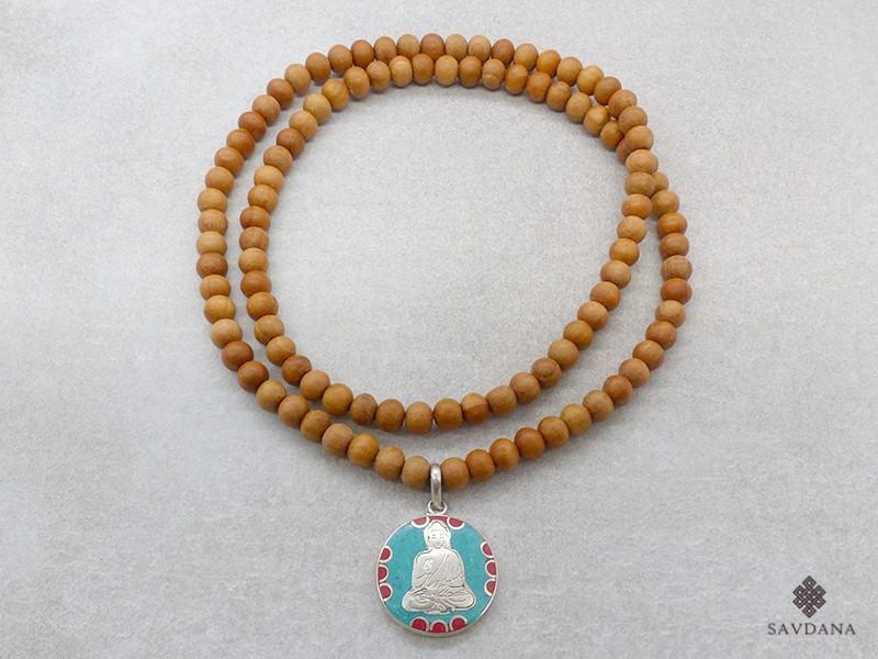 https://www.savdana.com/16014-thickbox_default/mala162-mala-de-prieres-tibetain-bois-de-santal-bouddha.jpg