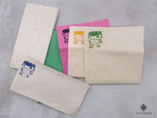 PL35 Papier à Lettre Népalais