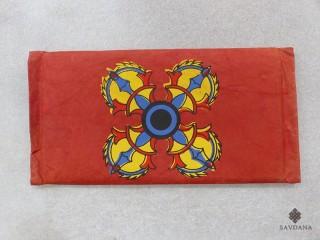 PL36 Papier à Lettre Népalais Dorje Vajra