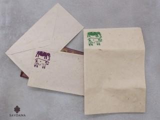 PL38 Papier à Lettre Népalais