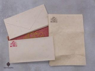 PL39 Papier à Lettre Népalais Ganesh