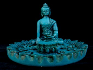 BE42 Brûle-Encens Bouddha