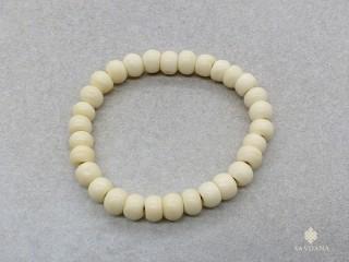 BrMala230 Bracelet Mala Os de Buffle
