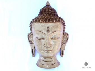 Msq42 Masque Bouddha