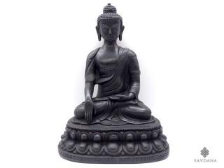 St23 Statue Bouddha Astamangala Signes Auspicieux du Bouddhisme