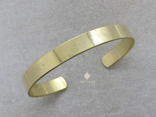 BrD422 Bracelet Tibétain Laiton