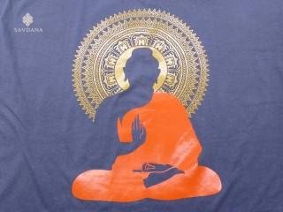 TSrt75 T-Shirt Bouddha