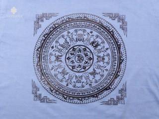 TSrt85 T-Shirt Mandala Mantra