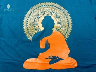 TSrt74 T-Shirt Bouddha