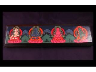 LP16 Livre de Prières de Moines Tibétains