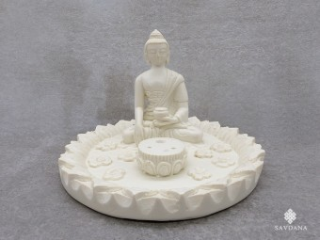 BE28 Brûle-Encens Bouddha