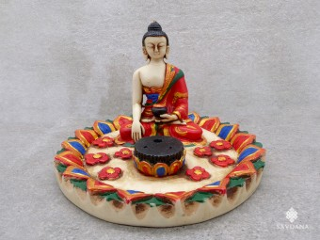 BE39 Brûle-Encens Bouddha