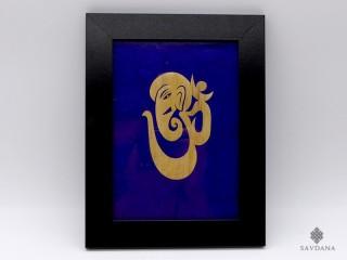 Div34 Cadre Ganesh Om