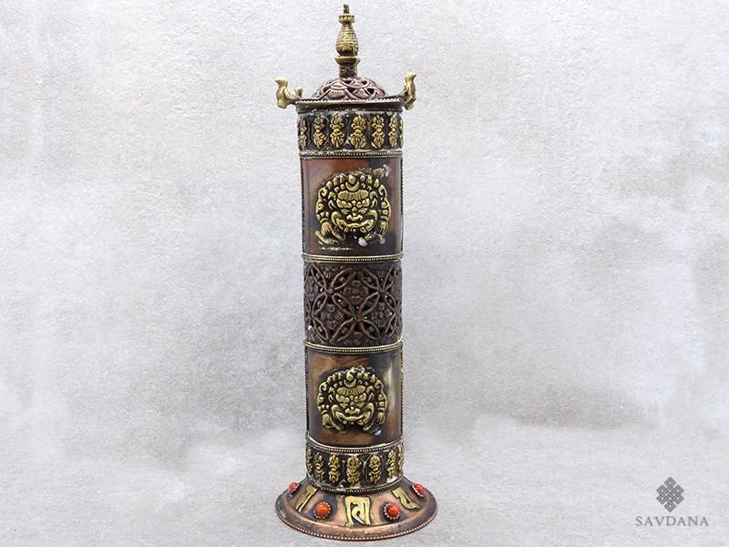 https://www.savdana.com/18387-thickbox_default/be37-brule-encens-bougeoir-mantra-dorje-bouddhas-stupa.jpg