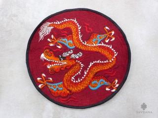 PB16 Pièce Brodée Dragon
